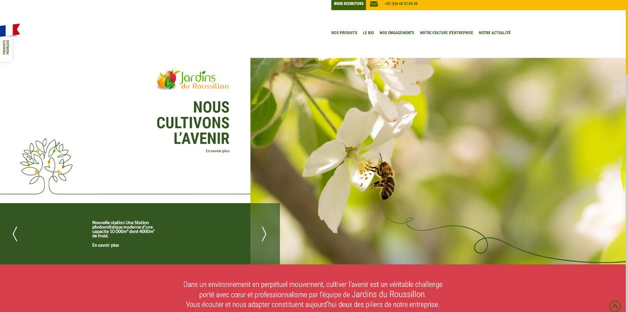 Jardins du Roussillon